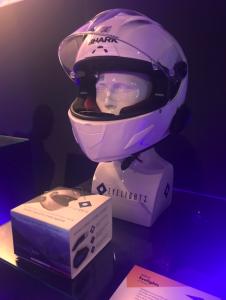Solution de GPS pour moto par Eyelights