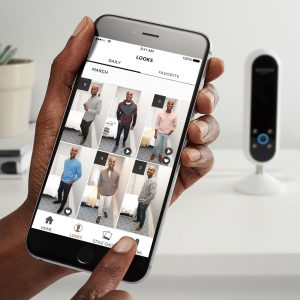 Echo look par Amazon
