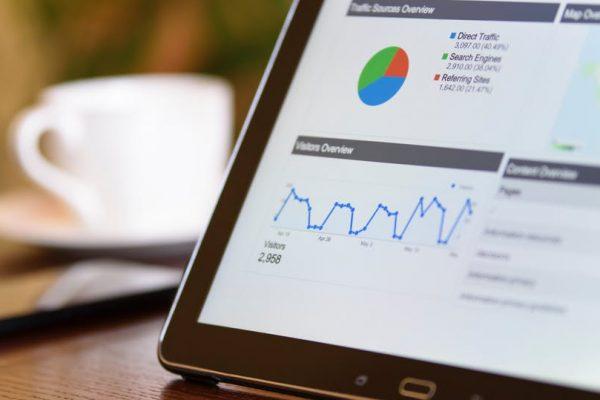 Analyse de données liées à la transformation digitale