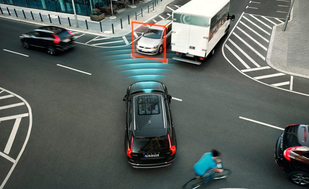 La voiture autonome et ses capteurs qui vont changer le monde