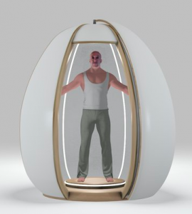 L'Eggo Booth par eXsens