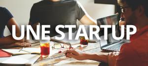 une startup