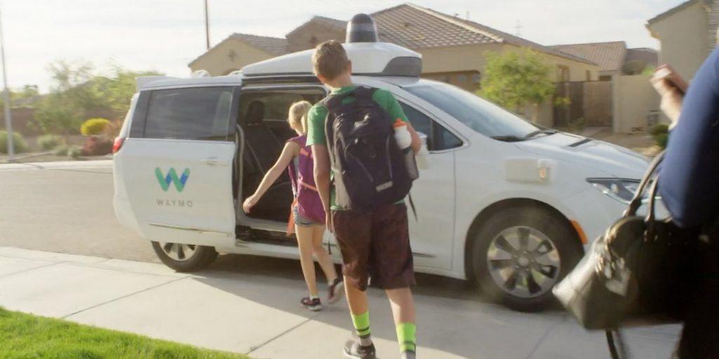 Waymo, la voiture autonome de Google