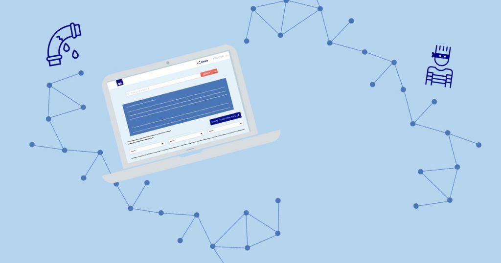 Give Data Back, Assurance Axa