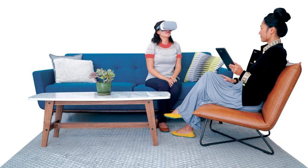 Réalité virtuelle et santé