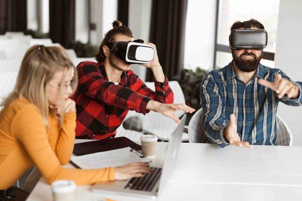 Réalité Augmentée Future of Work